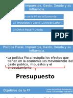 Politica Fiscal en El Mundo