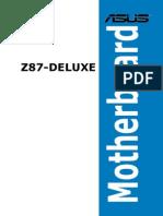z87 Deluxe Motherboard
