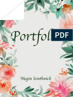 P9 Megin Southwick Portfolio
