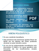 Poliquistosis Renal