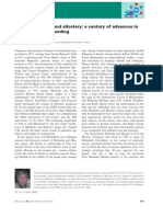 Enzyme Catalysis and Allostery-A Century of Advances in Molecular Understanding