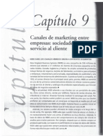 Capitulo 9 Marketing Industrial