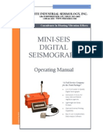 Ms Operating Manual MS 1
