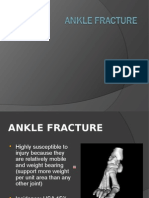 Ankle Fracture Gamal