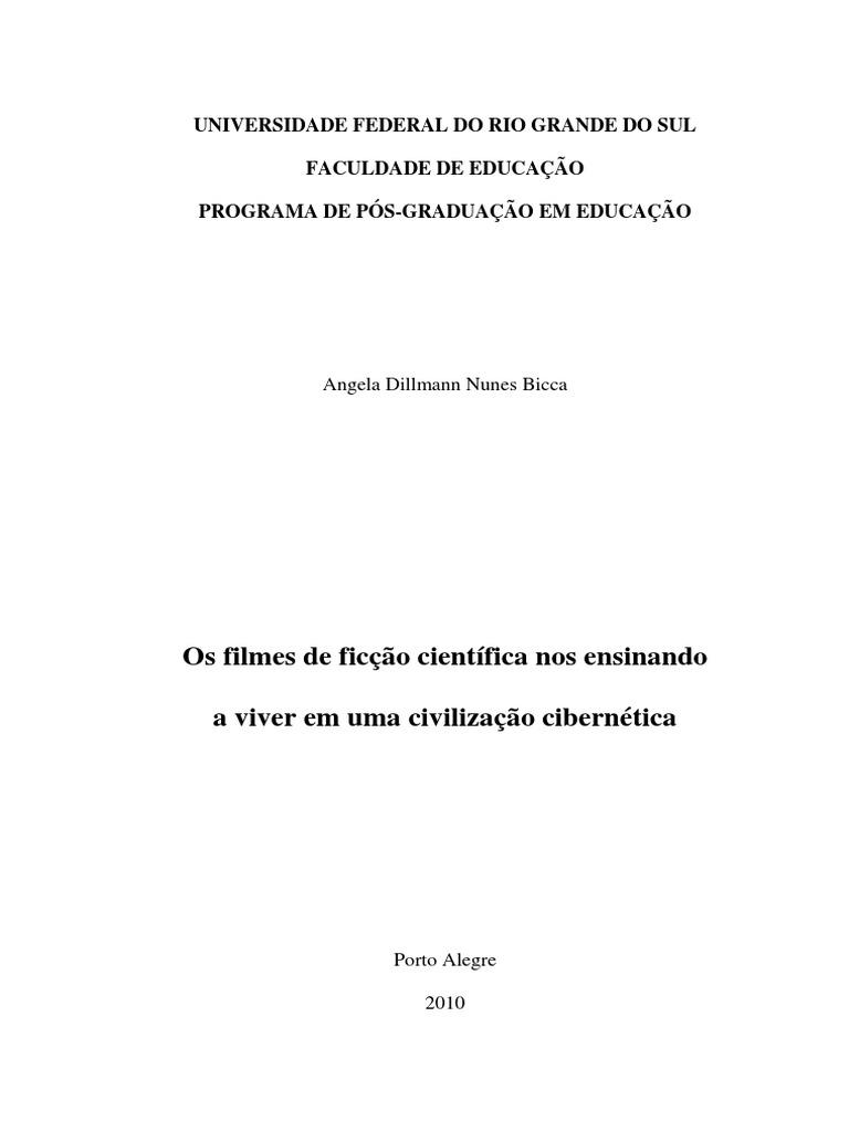 BICCA - Ficção Científica