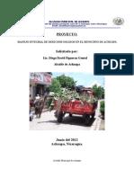 Perfil Manejo Integrado de Desechos Solidos (1)