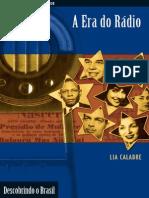 A Era Do Radio- Lia Calabre