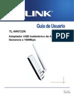 TL-WN722N User Guide