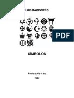 Símbolos (Luis Racionero)