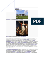 Historia de Inglaterra en La Prehistoria