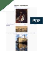 Historia de Inglaterra en La Edad Moderna y Contemporánea