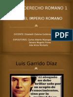 Exposicion Derecho Romano 1