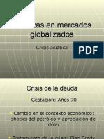 Finanzas CRISIS ASIATICA