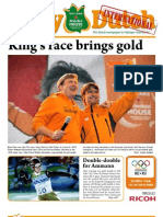 The Daily Dutch International #11 from Vancouver | 02/21/10