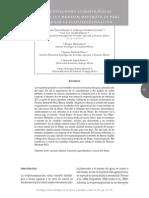 Uso de Estaciones Climatológicas Automaticas y Modelos Matematicos Para Determinar La Evapotranspiracion
