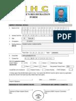 MHCUC Registration Form 2015