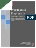 Manual de Presupuesto Empresarial