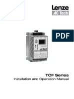 TF TCF Frequency Inverter v4-0 En