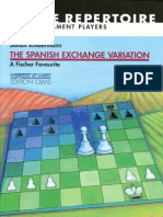 The Spanish Exchange Variation (White Repertoire for Tournament Players)
