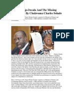 Ngozi Okonjo and the Missing Trillion