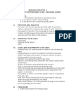 Shop Parctice No. 6.2 Molding Practice 2