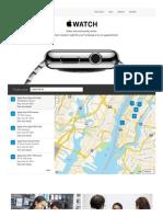 Apple Stores New York Area