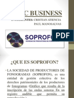 Music Business Soprofon