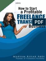 c23a1c6f6ce How to Start a Profitable Freelance Translation Business