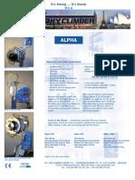 Alpha Leaflet