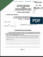 Jones v. Wackenhut % Google Inc. - Document No. 14