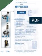 CX500 Hoists.pdf