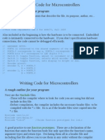 Writing_code for Microcontrollers