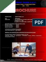 Brochure Yawar