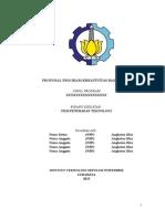 Format Bagian Awal PKM-T
