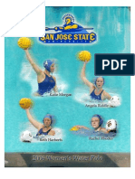 Waterpolo Test books