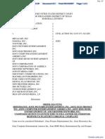 Antor Media Corporation v. Metacafe, Inc. - Document No. 27
