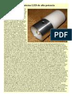 Una linterna LED de alta potencia.pdf