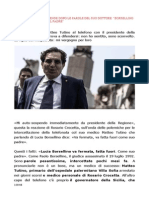 Sicilia 'Cornuta e Mazziata Derubata Dal Governo Renzi e Attaccata Dai Leghisti Veneti
