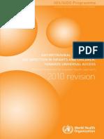 ARV Paediatric Guidelines 2010 - WHO ( Christian)