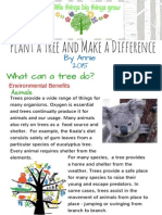 Plant a Tree and Make a Difference