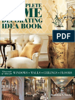 The Complete Home Decorating Idea Book - Kathleen S. Stoehr