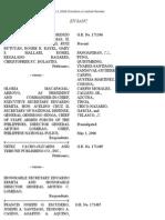 16. David vs. Arroyo, G.R. No. 171396