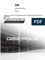 QCPU Programming Manual (Common Instruction)