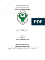 Portofolio Puskesmas Internship - Kesehatan Lingkungan