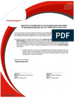 Bank Signature Authority Letter