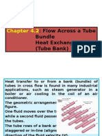 Chap. 4.2 Desigh and Rating of Tube Bundle Heat Exchangers
