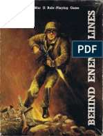 Behind Enemy Lines Corebook