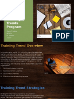 nettles1training trends plan