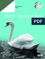Print 21 Report