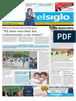 ElSiglo de Hoy 19-07-2015